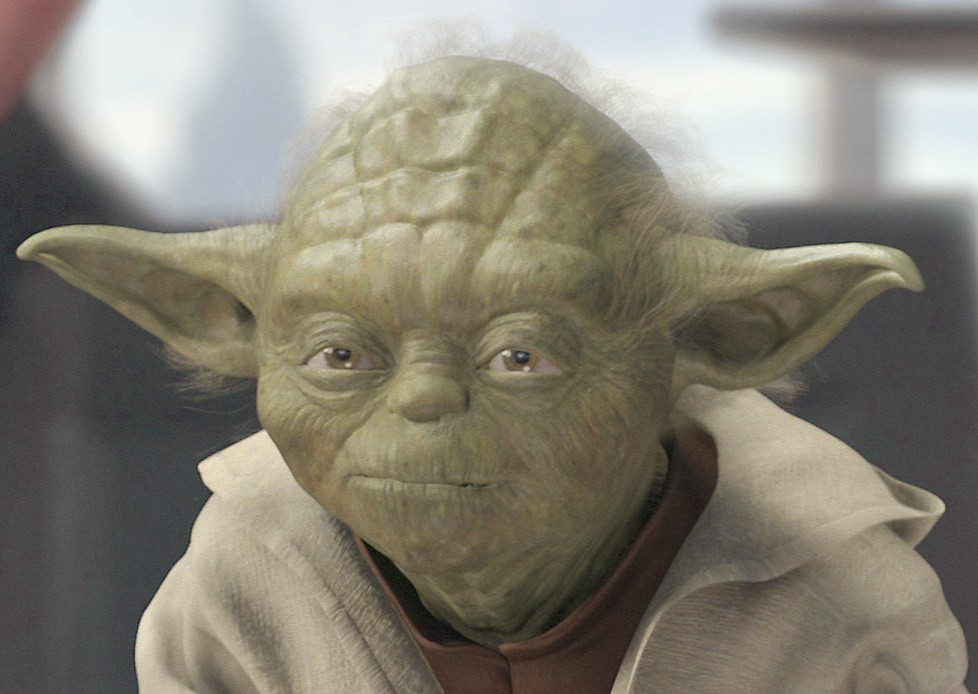 Guided By Yoda A quality