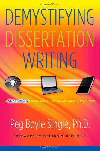 Enjoy Writing Your Science Thesis or Dissertation! (World Scientific)