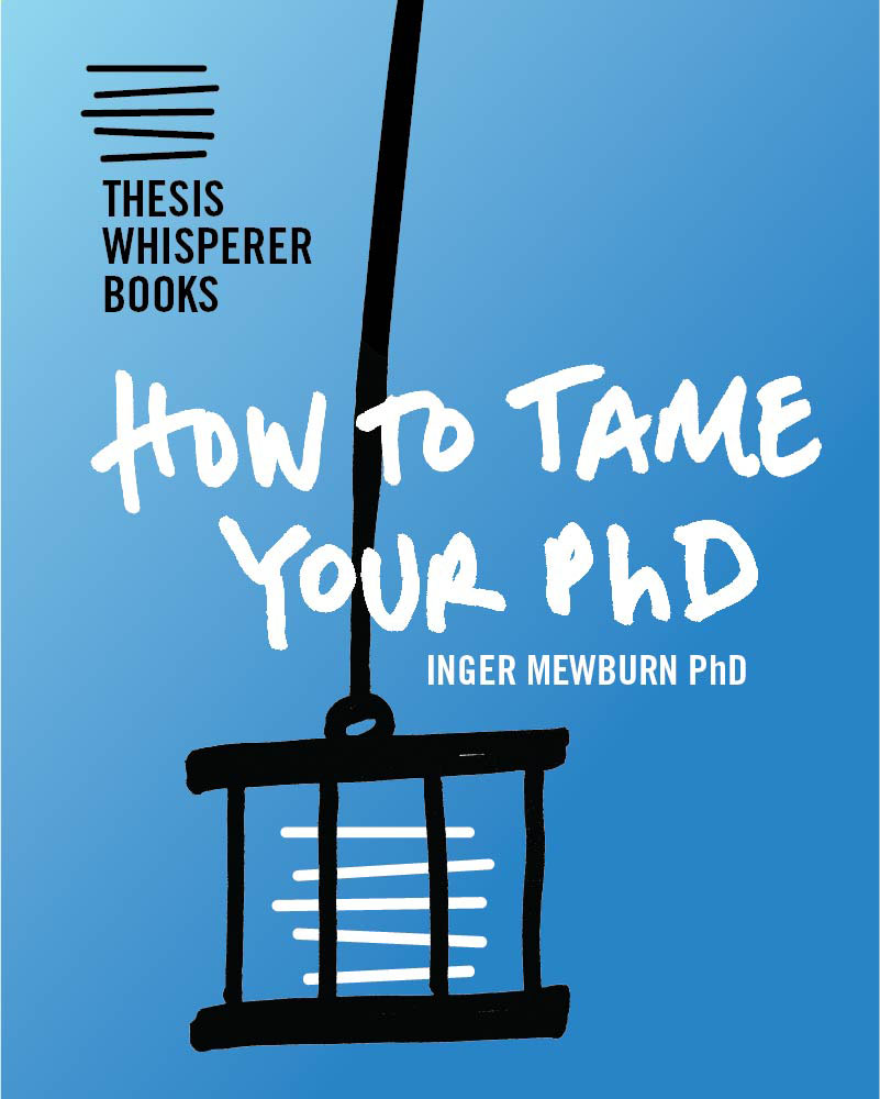 phd thesis writing books Here are some tips on staying organized while you're writing your phd dissertation or thesis: have all of your materials in one place this means research, notes, instructions, online sources, books, past assignments you've done, and anything else related to your dissertation topic look through a calendar for the time that you have left before the dissertation.