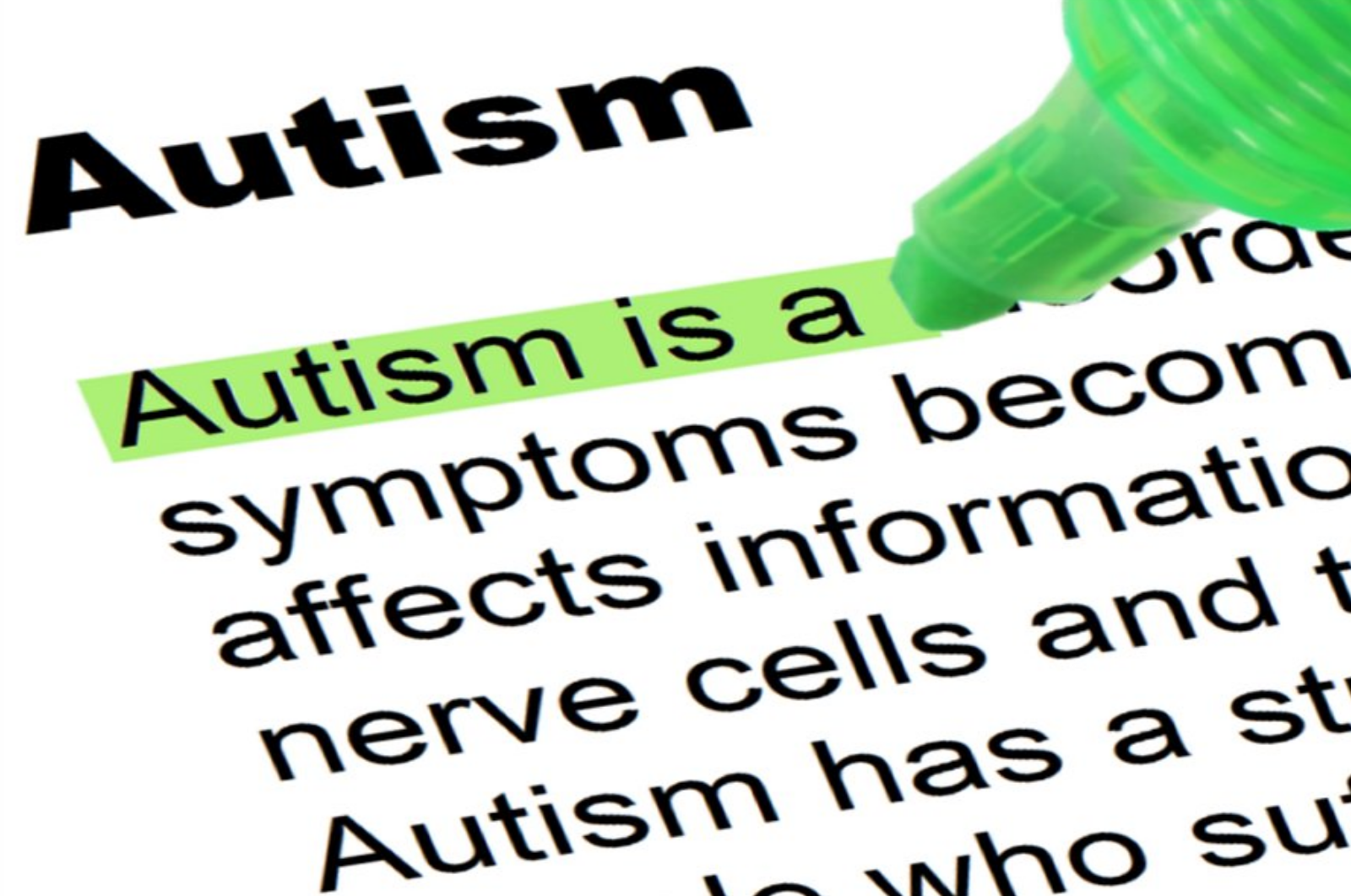 autism thesis pdf