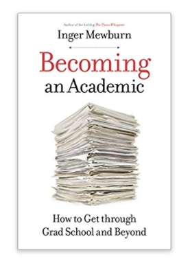 New book! Becoming an academic