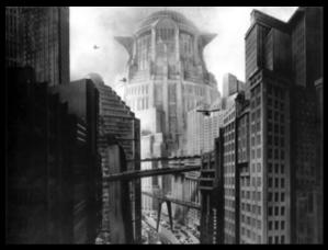 film still from metropolis